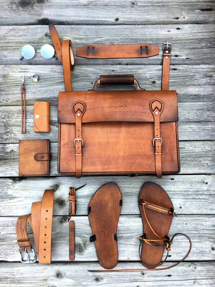 accessories of a man